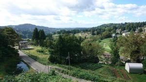 Aussicht bei Yagenji-Koifarm