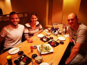Mit meinen lieben Kunden Anja und Markus