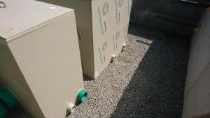 Biokammer mit Helx 500l + Patrone 1000l