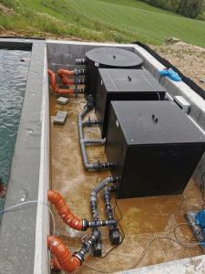 Fertiges Filtersystem